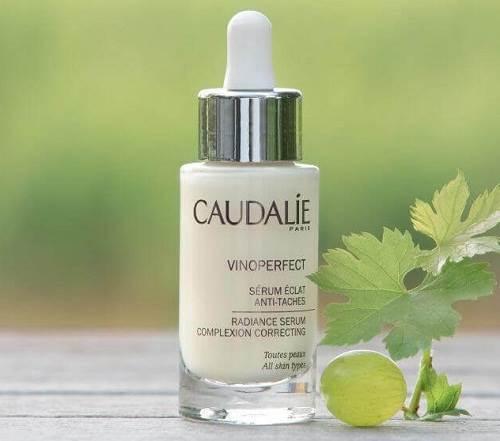 Serum trị thâm mụn sáng da Caudalie Vinoperfect Radiance Serum