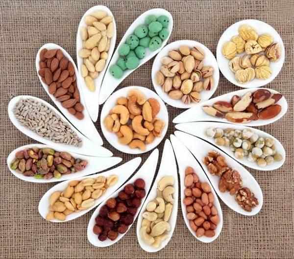thực phẩm giàu chất dinh dưỡng nhất