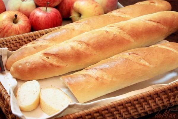 bánh mì trắng