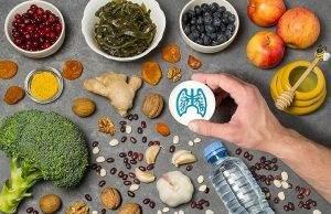 Review top 12 thực phẩm tốt cho phổi nhất nên bổ sung hàng ngày