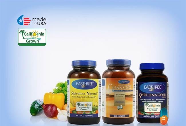 Earthrise Nutritionals, LLC – USA