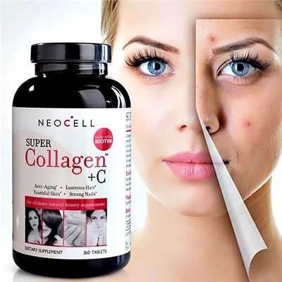 Viên uống super collagen + C Neocell 360 viên