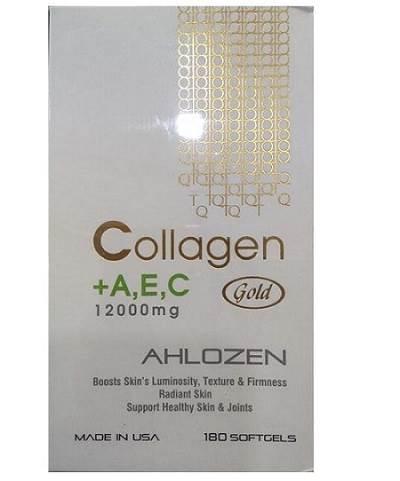 Viên uống collagen AEC 12000mg