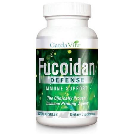 Fucoidan Defense 120 viên