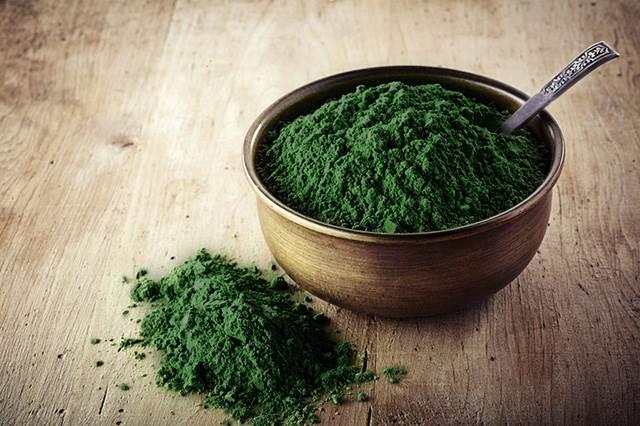 công dụng của tảo lục Chlorella