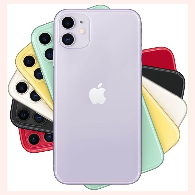 Các màu mới của iphone 11