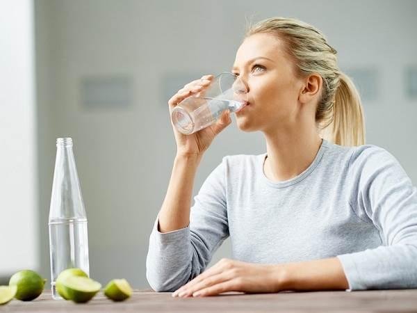 Nước giúp thanh lọc, thải độc cơ thể hiệu quả