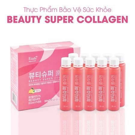 Nước uống Collagen Edally – Beauty supper Collagen Hàn Quốc