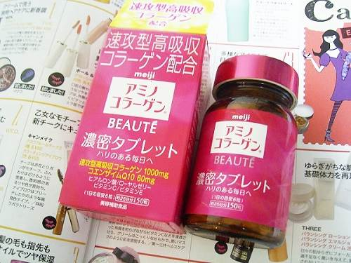 Meiji The Collagen Beaute