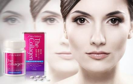 Shiseido The Collagen Nhật Bản