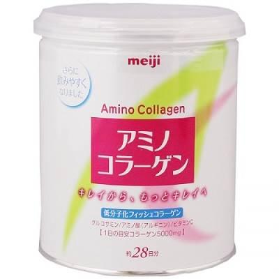Meiji amino collagen (dạng bột)