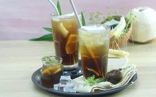 hàng nước sâm ngon nhất Sài Gòn