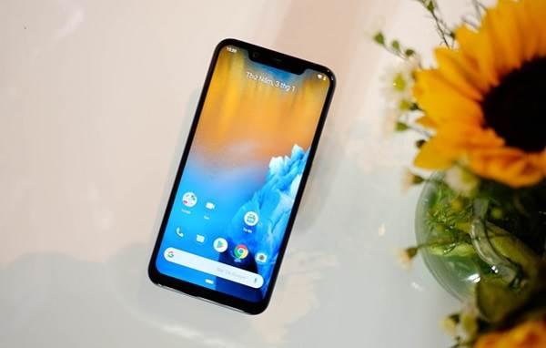 Điện thoại tầm trung Nokia 8.1