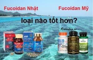 Đánh giá Fucoidan của Mỹ và Fucoidan Nhật Bản loại nào tốt hơn?