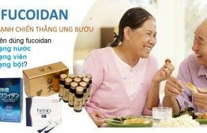 Fucoidan loại nào tốt nhất: Fucoidan dạng nước, dạng viên hay bột?