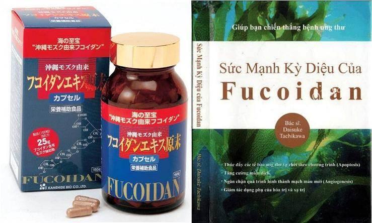 Fucoidan Nhật Bản loại nào tốt