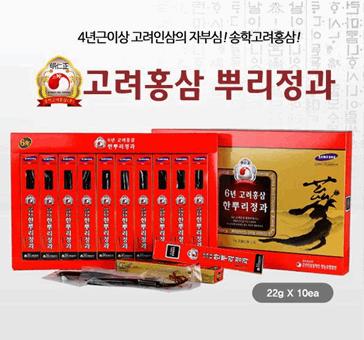Hồng sâm củ tẩm mật ong Songhak Hàn Quốc