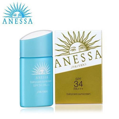 Kem chống nắng Anessa Baby care Sunscreen