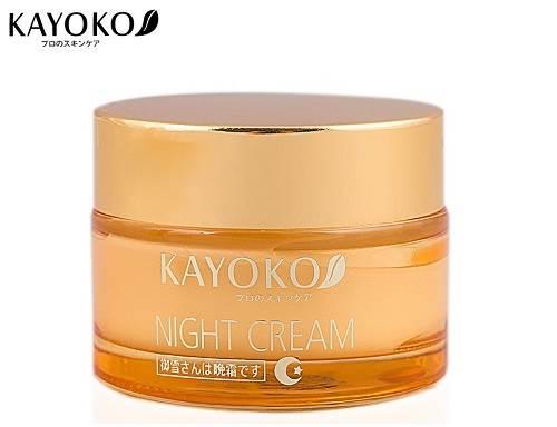 Kem dưỡng da trị nám ban đêm Kayoko Night Cream