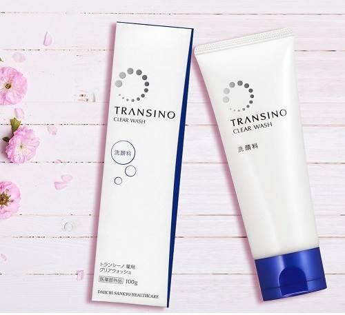 sản phẩm dưỡng trắng da của Nhật