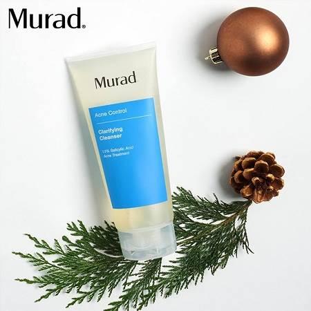 Sữa rửa mặt cho da nhạy cảm Murad Clarifying Cleanser Acne