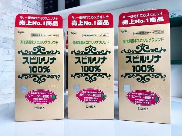 tảo Nhật 2200 viên mẫu mới nhất