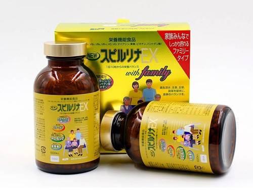 Tảo vàng Ex là sản phẩm tảo cao cấp nhất của Nhật