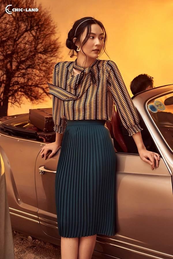 10 thương hiệu thời trang công sở nữ nổi tiếng