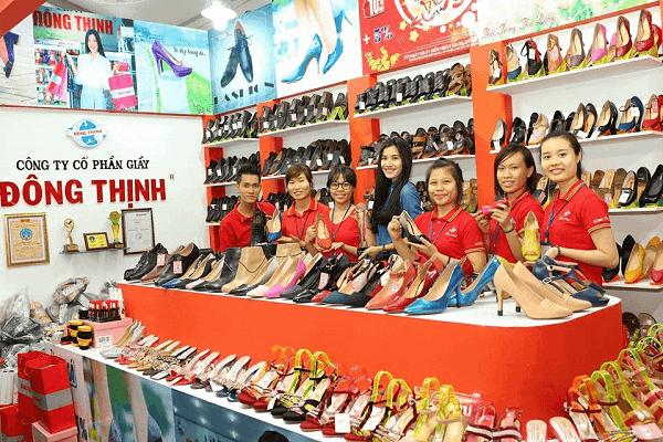 10 thương hiệu giày dép Việt Nam nổi tiếng nhất hiện nay