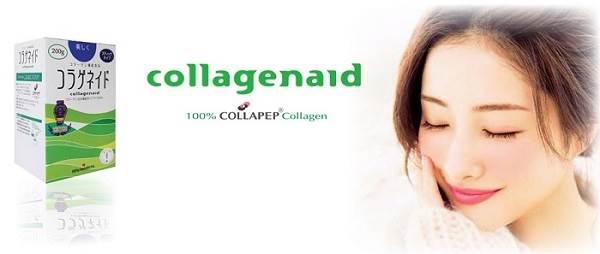 Bột Collagenaid 200g Nhật Bản