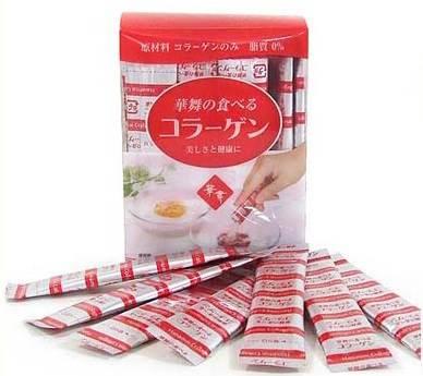 Collagen Hanamai Pig da heo dạng bột Nhật Bản