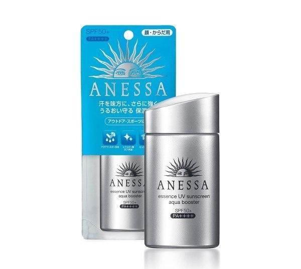 Anessa Essence UV sunscreen aqua booster
