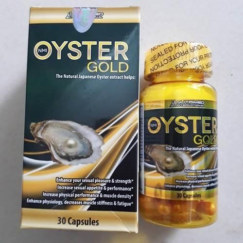 Tinh chất hàu Oyster Gold của Mỹ