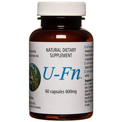 LCR U-Fn Fucoidan PLUS hộp 60 viên