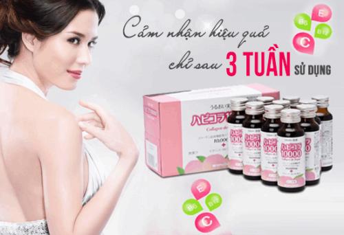 8 collagen dạng nước tốt nhất