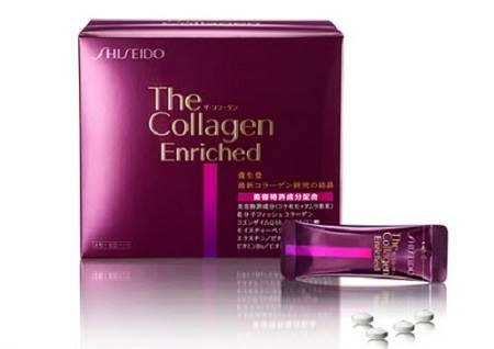 Collagen Enriched dạng viên