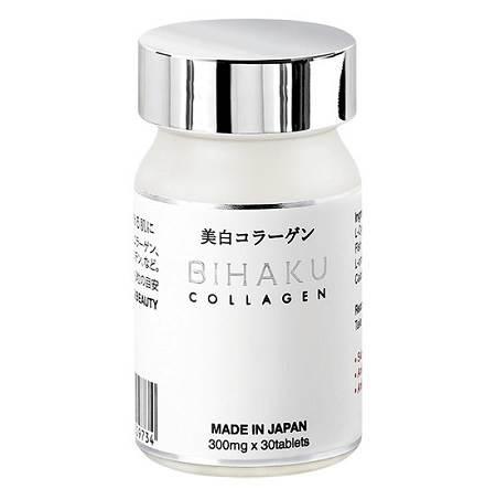 Viên uống Collagen Bihaku