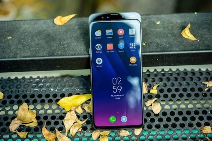 Smartphone xiaomi tốt nhất hiện nay XIAOMI MI MIX 3