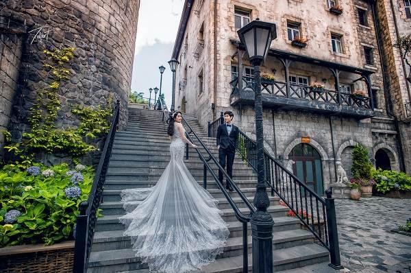 10 studio chụp ảnh cưới đẹp nhất tại Tp Hồ Chí Minh