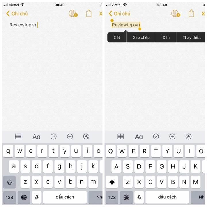 Những mẹo hay ho khi dùng iphone