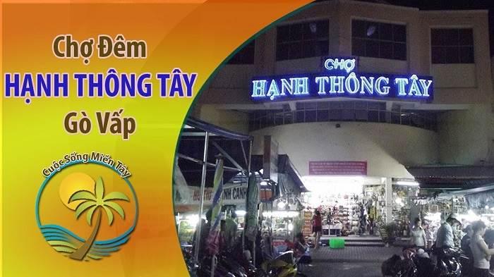 top 9 chợ đêm nổi tiếng nhất ở TP. Hồ Chí Minh