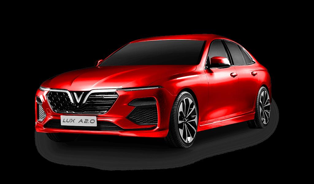 Lux SA 2.0 màu đỏ