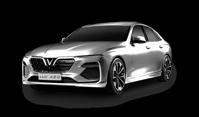 SA 2.0 màu bạc