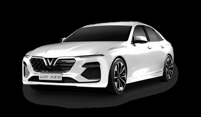 Lux SA 2.0 màu trắng