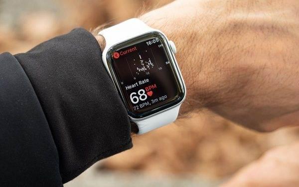 Tính năng luôn bật trên màn hình của Apple Watch series 5