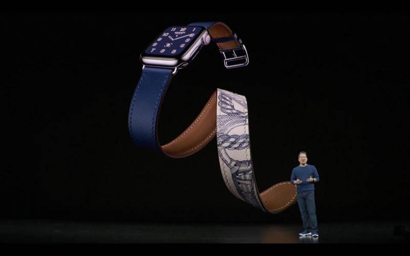 Phiên bản Apple Watch Hermes rất sang trọng