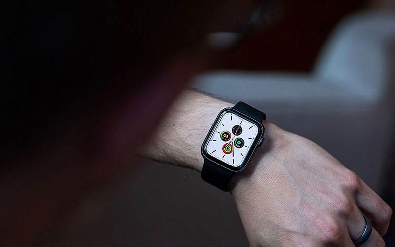 Apple Watch Series 5 ra mắt thu hút sự chú ý của những người yêu thích đồng hồ thông minh