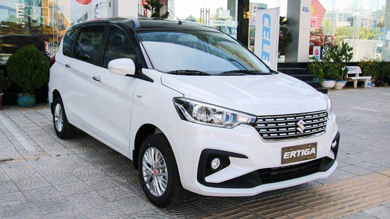 Đánh giá ưu điểm xe Suzuky Ertiga 219