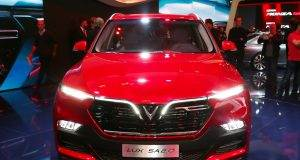 xe Vinfast Lux SA 2.0