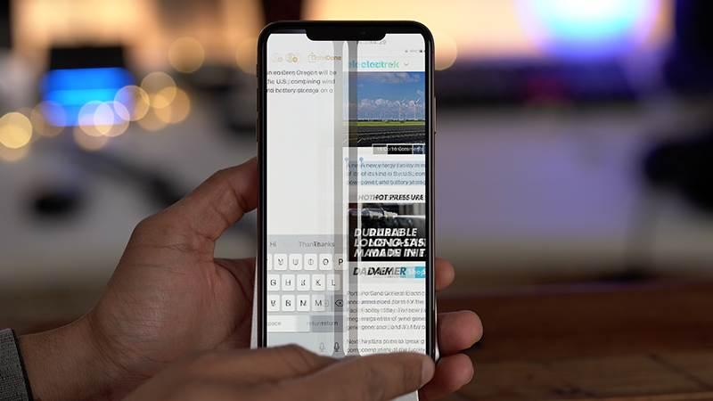 Bật tắt đa nhiệm dễ dàng trên iphone